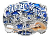 Country Music Belt Buckle,