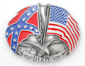 Dixie Belt Buckle,