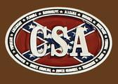 CSA Belt Buckle