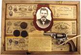 Doc Holliday Gambler Gun Collage