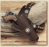 Doc's Western Crossdraw Concho Holster Rig