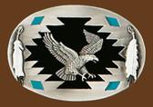 Eagle Belt Buckle 53615