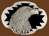 Eagle Head Belt Buckle 53680