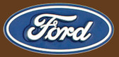 Ford Belt Buckle (previously BA-170)