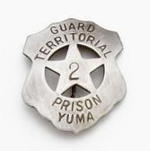 Gaurd Yuma Prison Badge