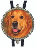Golden Retreiver Bolo Tie
