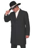 Highland BLACK OLD WEST Frock Coat By WAHMAKER OLD WEST PERIOD CLOTHING