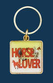 Horse Lover Key Ring
