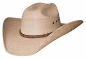 JASON Straw Cowboy Hat by Bullhide® Hats.