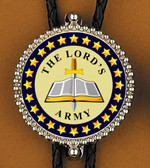 Lord's Army Bolo Tie