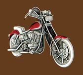 Mototcycle Belt Buckle