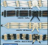 Native Bone Hat Bands 4 Styles