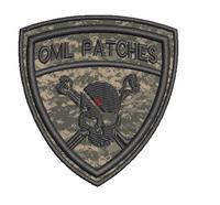 Team Template Pirate Patch in ACU