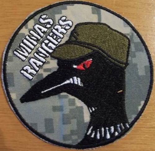Minas Rangers Team Patch.