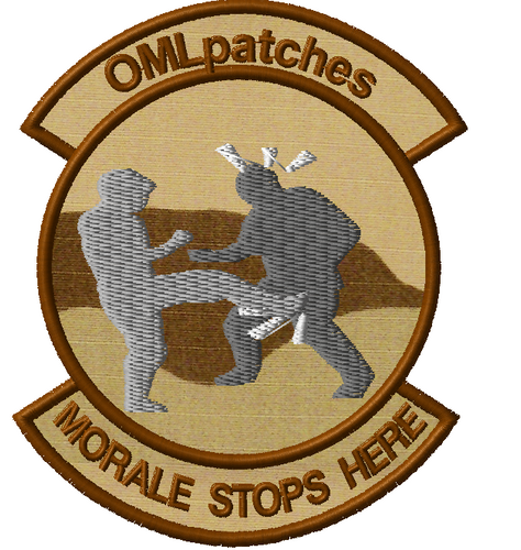 Morale Stops Here 2 Ultimate Morale Patch in 3CD