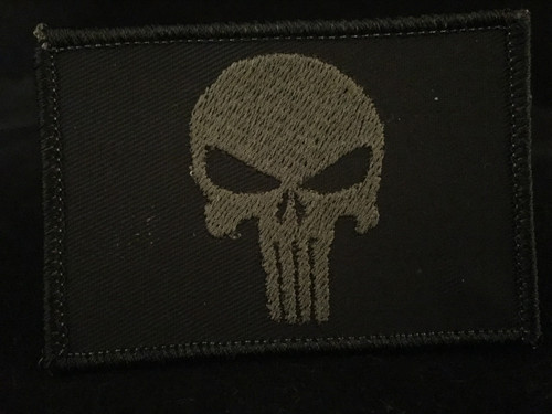 NEW:  punisher 2 x 3 blackout edition.