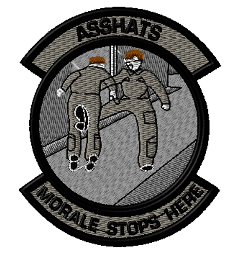 morale patch ACU SWAT colors