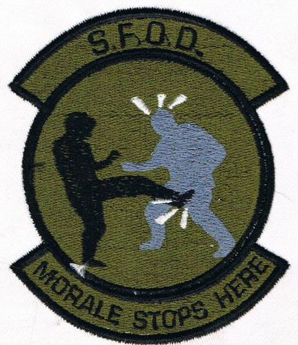 Morale Stops Here 2 Patch OD