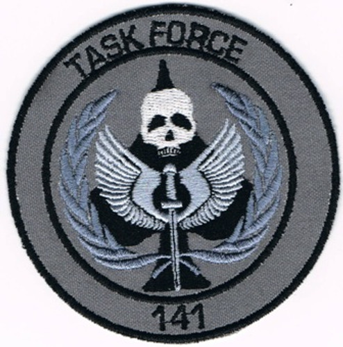 COD Task Force 141 VELCRO® Brand Patch