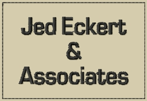 Red Dawn Jed Eckert Patch