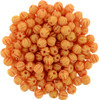 3mm Melon - Pacifica Tangerine (100 Beads)