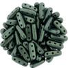 3 Hole Czechmate Beam metallic Suede Light Green