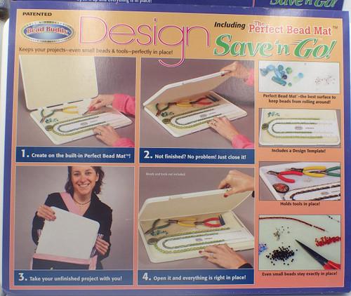 Save and Go Original Perfect Bead Mat