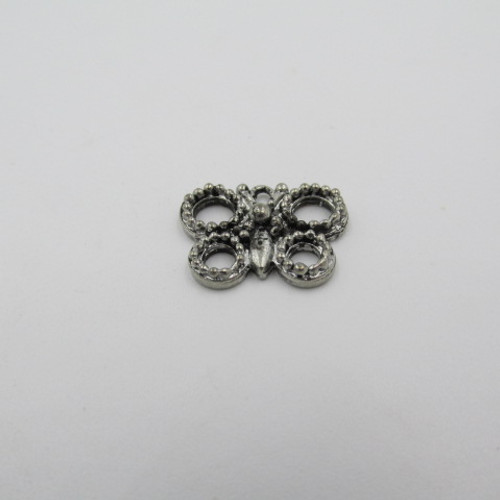 Butterfly Pewter Charm 5168