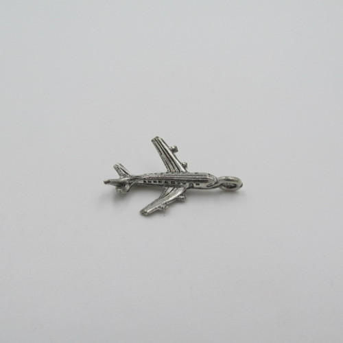 Airplane Pewter Charm 5171