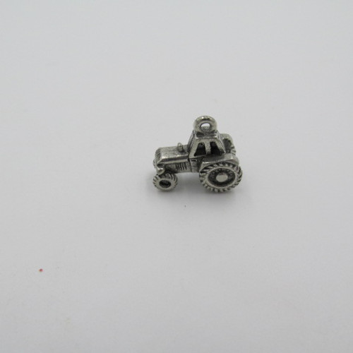 Tractor Pewter Charm 5193