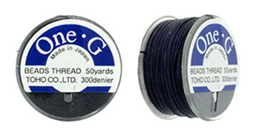 Navy One G Thread 50yd Spool  2567
