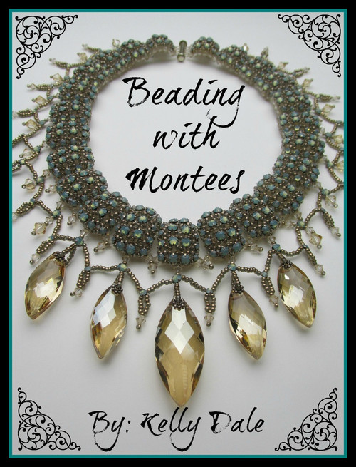 Beading with Montees by Kelly Dale 8698