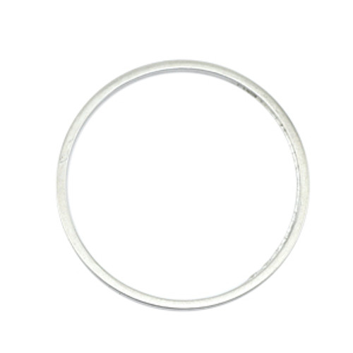 20mm Solid Rings Beadalon 22pk