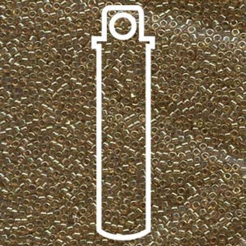 11/0 Gold Luster Rose Delica DB102