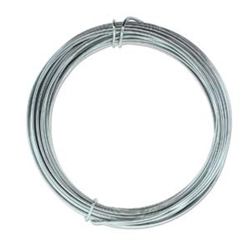 12ga Grey Aluminum Wire 39ft