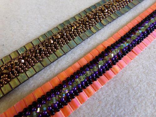Tila Fandangle Bracelet Pattern