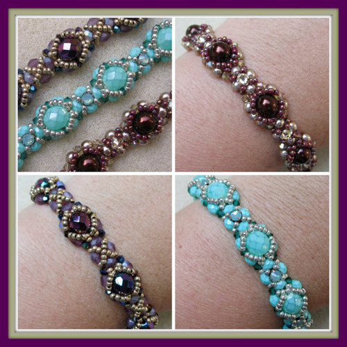 Halo Bracelet Tutorial