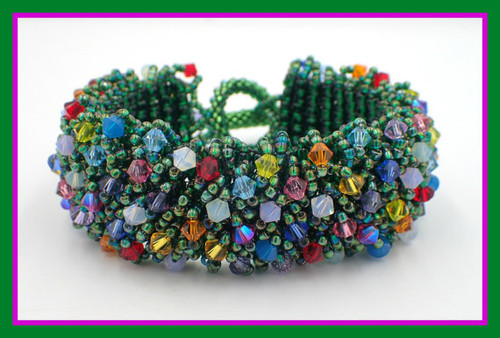 Magic Carpet Bracelet Tutorial