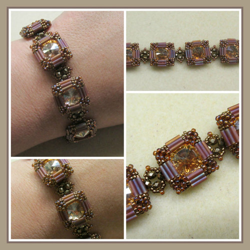 Side Show Bracelet Tutorial