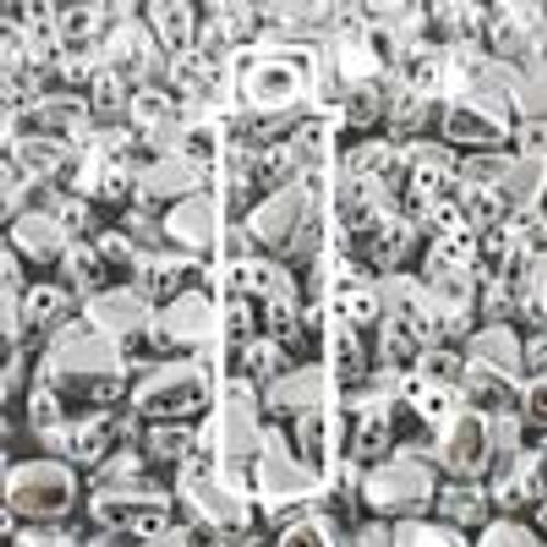 6x5mm Full Labrador Nib-Bit Beads (23 Grams)