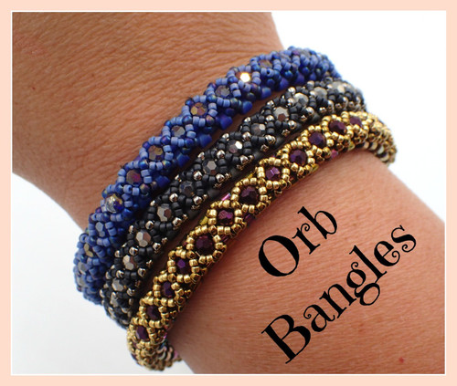 Orb Brangle Bracelet Tutorial