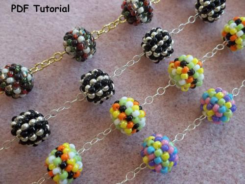 Confetti Bracelet Tutorial