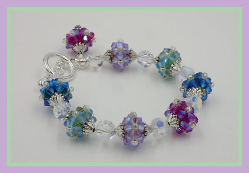 Razzle Dazzle Bracelet Tutorial