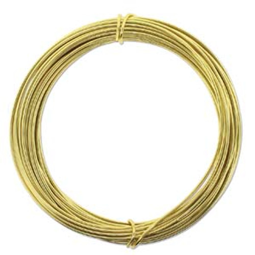 12ga Light Gold Aluminum Wire