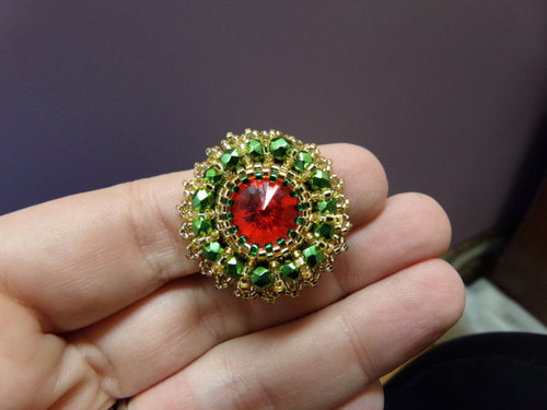 Mirror to My Soul Ring Tutorial