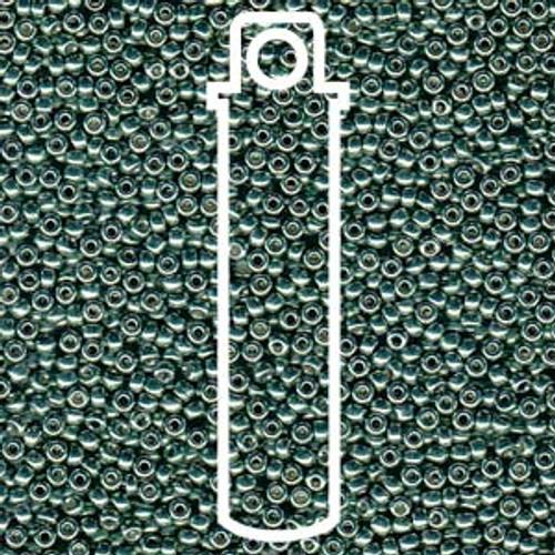 11/0 Duracoat Galvanized Sea Green Miyuki