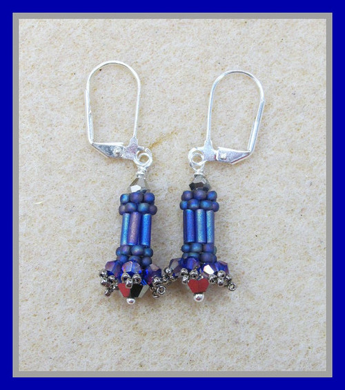 Carnival Earrings Tutorial