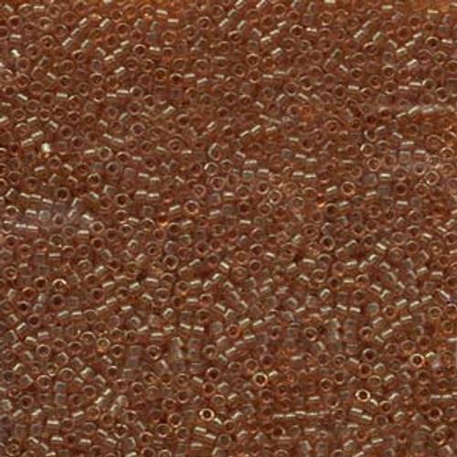 Dark Topaz Gold Luster 11/0 Delica Beads db121