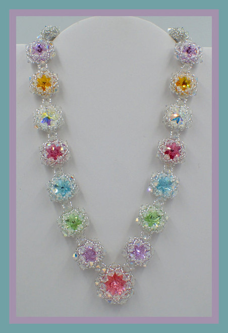Bling in the New Year Necklace Tutorial