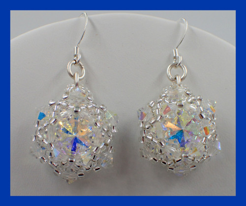 Bling in the New Year Earrings Tutorial